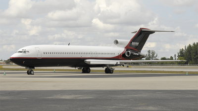 N727NK - Boeing 727-212(Adv) - Private