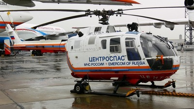 RF-32762 - MBB Bo105 - Russia - Ministry for Emergency Situations (MChS)