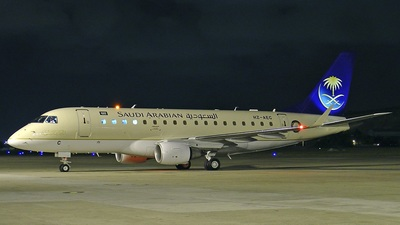 HZ-AEC - Embraer 170-100LR - Saudi Arabian Airlines
