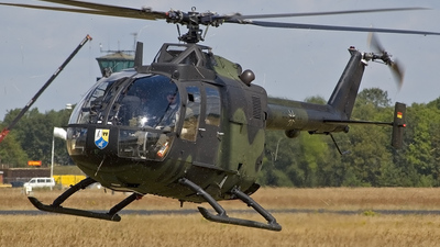 86-34 - MBB Bo105P1 - Germany - Army