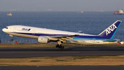 JA8198 - Boeing 777-281 - All Nippon Airways (ANA)
