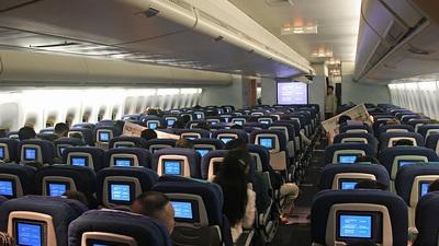 B-HOZ - Boeing 747-467 - Cathay Pacific Airways