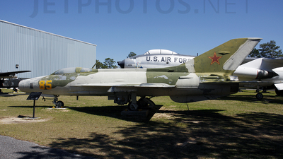 85 - Mikoyan-Gurevich MiG-21F-13 Fishbed C - Soviet Union - Air Force