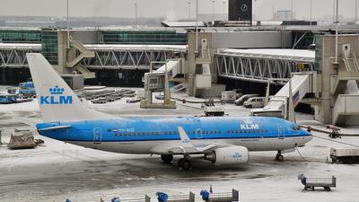 PH-BGE - Boeing 737-7K2 - KLM Royal Dutch Airlines