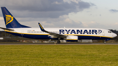 EI-DLY - Boeing 737-8AS - Ryanair