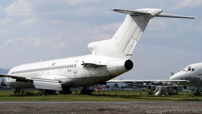 XA-MEI - Boeing 727-264(Adv) - Mexicana