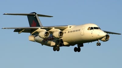 C-FBAF - British Aerospace BAe 146-200 - Air Canada Jazz