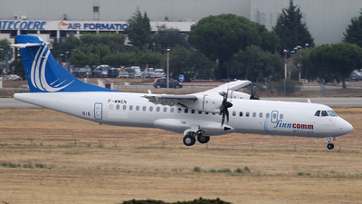 F-WWEN - ATR 72-212A(500) - Finncomm Airlines