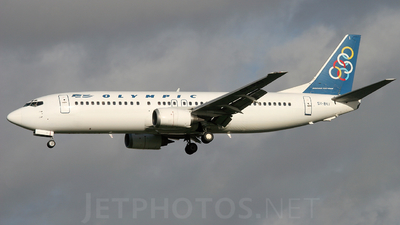 SX-BKI - Boeing 737-4Q8 - Olympic Airlines