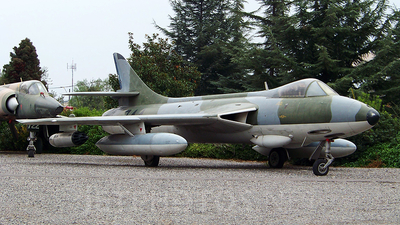 744 - Hawker Hunter FGA.9 - Chile - Air Force