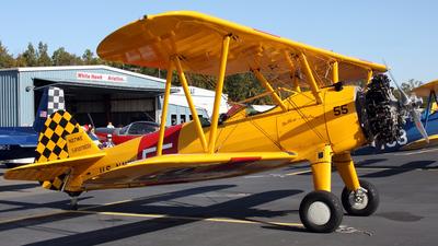 A picture of N27WE - BoeingStearman Model 75 - [756651] - © Joe Osciak