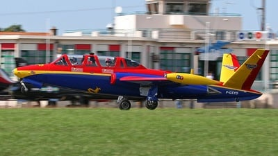 F-GSYD - Fouga CM-170 Magister - Groupe Tranchant
