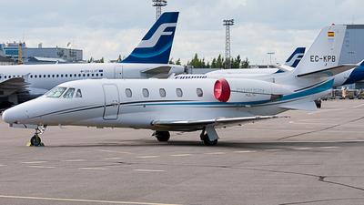 EC-KPB - Cessna 560XL Citation XLS - JetNova