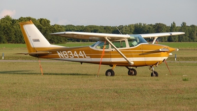 N8344L - Cessna 172I Skyhawk - Private
