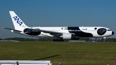 JA606A - Boeing 767-381(ER) - All Nippon Airways (Air Japan)