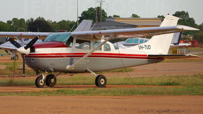 VH-TUD - Cessna U206F Stationair 6 - King Leopold Air