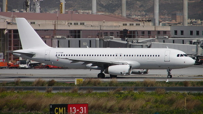 G-TTOF - Airbus A320-232 - GB Airways