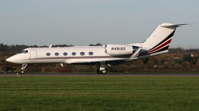 A picture of N481QS -  - [] - © Terry Figg