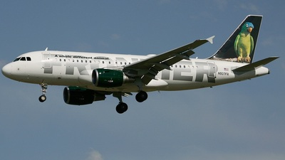 N937FR - Airbus A319-111 - Frontier Airlines