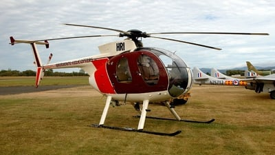 ZK-HRI - Hughes 369D - Wairarapa Helicopters