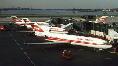 N54336 - Boeing 727-231 - Trans World Airlines (TWA)
