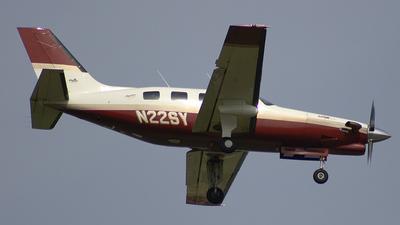 A picture of N22SY - Piper PA46350P Malibu Mirage - [4636122] - © Fabrizio Berni