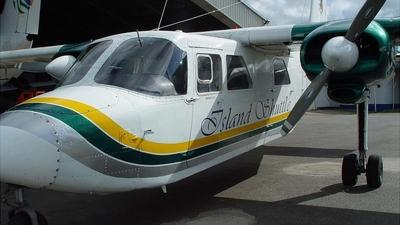DQ-FIC - Pilatus Britten-Norman Islander - Air Fiji
