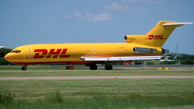 VH-DHE - Boeing 727-2J4(Adv)(F) - DHL (Asian Express Airlines)