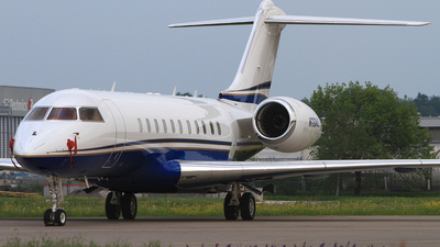 N720WS - Bombardier BD-700-1A11 Global 5000 - Private