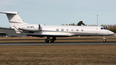 XA-MPS - Gulfstream G-V - Private