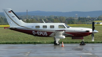 D-EPUS - Piper PA-46-500TP Meridian - Private