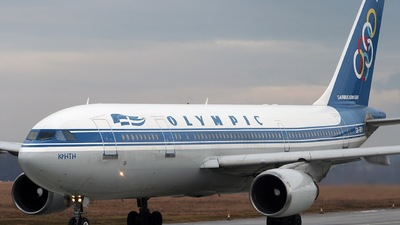 SX-BEM - Airbus A300B4-605R - Olympic Airlines