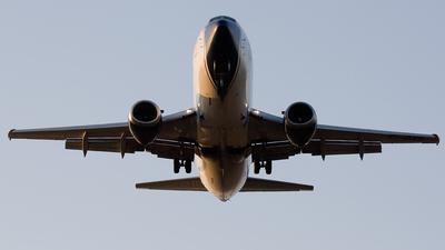 EI-DXB - Boeing 737-36Q - Blu-express