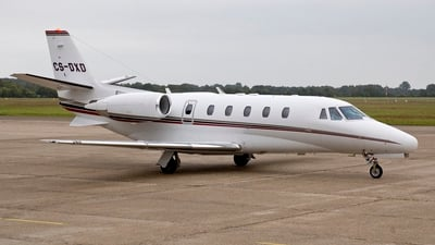 CS-DXD - Cessna 560XL Citation XLS - NetJets Europe
