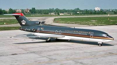 JY-AFU - Boeing 727-2D3(Adv) - Royal Jordanian