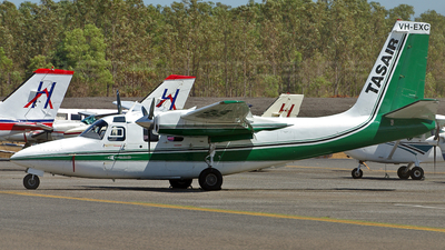 A picture of VHEXC - Aero Commander 500S - [3251] - © Martin Eadie