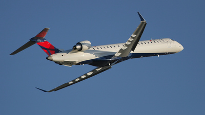 N604LR - Bombardier CRJ-900ER - Delta Connection (Freedom Airlines)