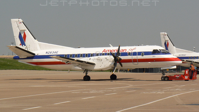 A picture of N263AE -  - [340B263] - © Mike Egan