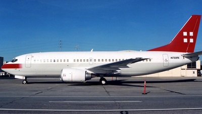 N730PA - Boeing 737-3L9 - Pace Airlines