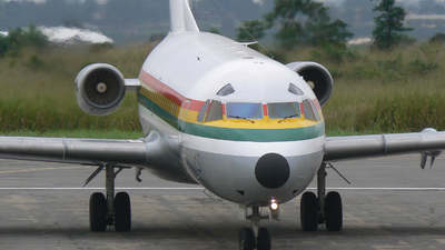 G530 - Fokker F28-3000 Fellowship - Ghana - Air Force