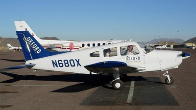 A picture of N680X - Piper PA28161 - [287916431] - © Sun Valley Aviation