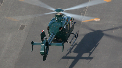 F-HEAD - Eurocopter EC 135T2 - iXAir