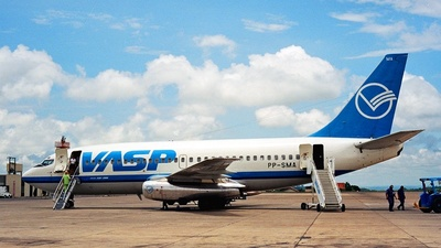 PP-SMA - Boeing 737-2A1 - VASP