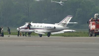 F-GKGA - Aérospatiale SN 601 Corvette - Airbus Industrie