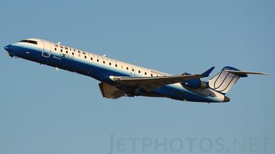 N705SK - Bombardier CRJ-701ER - United Express (SkyWest Airlines)
