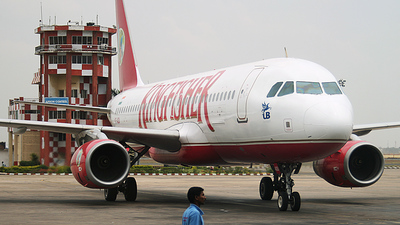 VT-ADU - Airbus A320-232 - Kingfisher Airlines