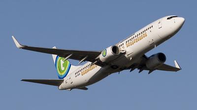PH-HZW - Boeing 737-8K2 - Transavia Airlines
