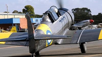 VH-CAC - CAC CA-16 Wirraway Mk.3 - Private
