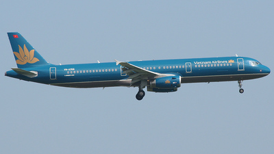 VN-A358 - Airbus A321-231 - Vietnam Airlines