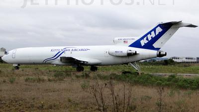 N69735 - Boeing 727-224(Adv)(F) - Kitty Hawk Aircargo (KHA)
